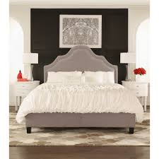 Wayfair Headboards King Size by Chennai Bed King By Home Decorators Havenly