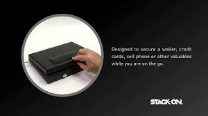 Stack On Security Cabinet Accessories by Stack On Portable Security Case Pc 1665 Youtube