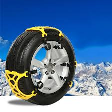 Snow Chains Car Styling New 1PC Winter Truck Car Easy Installation ...