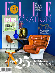 100 Huizen Furniture Elle Decoration Netherlands OctoberNovember 2016 Press
