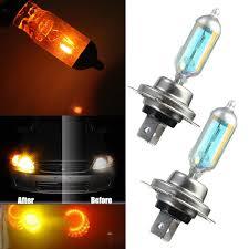 2pcs car bright h7 xenon halogen bulbs l front headlight