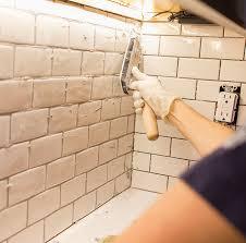 kitchen chronicles a diy subway tile backsplash part 2 subway