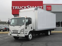 100 20 Ft Truck 18 ISUZU NPRHD EFI FT BOX VAN TRUCK FOR SALE 11221