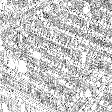 Bremen Germany Fantastic Cities The Most Intricate All Ages Colouring Book Yet