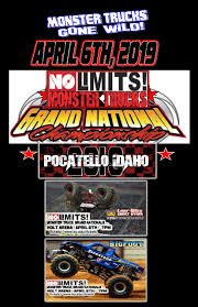 100 Monster Truck Races Grand National Championship 2019