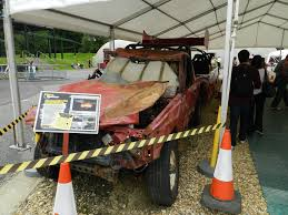 100 Toyota Truck Top Gear Indestructible Hilux At National Motor M Flickr