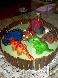 meine kleine backstube dinosaurier torte