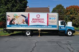 Susquehanna LINK: Mission Central Dedicates New Truck
