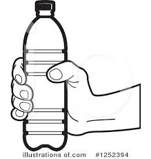 400x420 Water Bottle Clipart