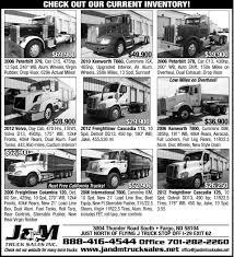 J&M Truck Sales | Semis-Heavy Duty Trucks | Agupdate.com