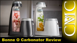 Sodastream Co2 Refill Bed Bath Beyond by Bonne O Carbonator Review Youtube