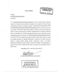 Image Of Imprimir Carta Poder De Anses Formulario PS64 BlueCorp 5