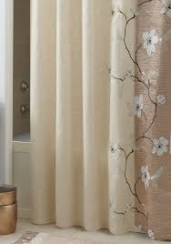 Tahari Home Curtains Yellow by Croscill Magnolia Shower Curtain And Hooks Belk