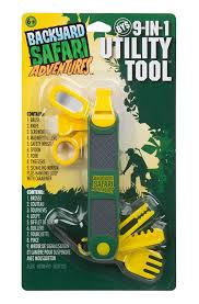 Amazon.com: Backyard Safari 9-in-1 Utility Tool: Toys & Games Backyard Safari Base Camp Shelter Outdoor Fniture Design And Ideas Backyard Safari Outfitters Field Guide Review Mama To 6 Blessings Dadncharge Hang On To Summer With A Safari Cargo Vest Usa Brand Walmartcom Evan Laurens Cool Blog 12611 Exploring Is Fun Camo Jungle Toysrus Explorer Kit Alexbrandscom 6in1 Field Tools Cargo Vest Bug Watch Mini Lantern