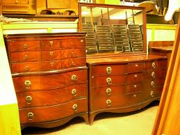 Kent Coffey Blonde Dresser by Search All Lots Skinner Auctioneers