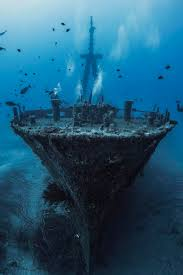 The Sinking Of The Britannic Old Version by 1201 Best Ship And Airplane Wrecks And Other Things Left Under The
