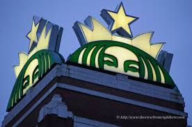 Sirens Atop The Starbucks Tower