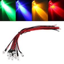 shop 10pcs pre wired led l light bulb prewired emitting