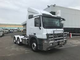 100 Used Freightliner Trucks For Sale 2015 MercedesBenz 2644 Actros 2644 Actros White For Sale