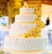 and yellow wedding cakes cake with flowers photos best hexagon shaped ideas on pinterest best beautiful