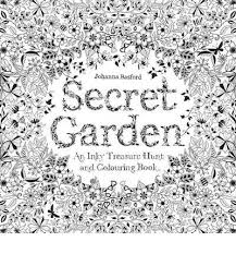 Fishpond NZ Secret Garden An Inky Treasure Hunt And Colouring Book By Johanna Basford Buy Books Online