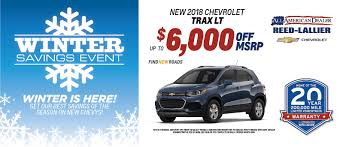 Reed-Lallier Chevrolet | New & Used Car Dealership In Fayetteville, NC