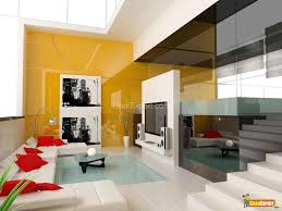 Yellow Black And Red Living Room Ideas by Living Room Amazing Modern Tv Room Design Ideas With Yellow Wing