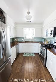 covering soffit in kitchen remodel hometalk