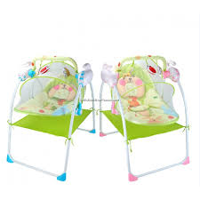 Portable Electric Baby Swing Automatic with Mosquito net music