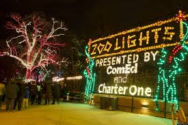 ZooLights Presented By ComEd And PNC Bank Sparkling Lighting ...