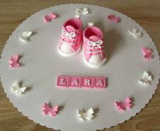 taufe geburt torte torten deko baby mädchen kuchen