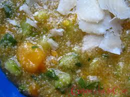 comment cuisiner l amarante amarante aux courgettes de mon jardin gnocchi et cie
