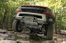 100 Truck Snorkel Chevrolet Ups The Ante In The Midsize OffRoad Game With New