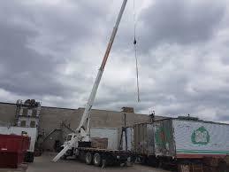 Boom Truck Service In Winnipeg | Bison Crane
