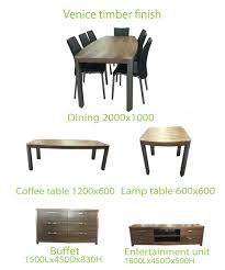 See Our Outdoor Dining Table Selection In Brisbane