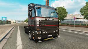 100 Euro Truck Simulator 3 Scania 14M 500 V For 2