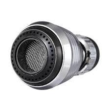 Aerator Faucet Standard Bubble Spray by Aliexpress Com Buy Water Saving Swivel Kitchen Bathroom Faucet