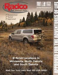 Radco Truck Accessories 2016 Parts Catalog | Sunny | Pinterest Highway Products Inc Alinum Truck Accsories Work My 53l Build Ls1 Intake With Ls1tech Camaro Grille Guard Ranch Hand Equipment Glencoe Mn Cars Trucks Atvs Boats Danco Automotive And Ram Denver New Dealers Larry H Miller 114 3 Are Jeff Belzers Dodge Lakeville Dealership In Shore Customs Car And 11 Photos Auto Parts Baxter Lakes Audio Find Custom Tufftruckpartscom Ford F150 Lithia Of Missoula