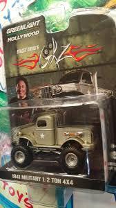100 Stacey David Trucks Toys Hobbies ROCK GREENLIGHT HOLLYWOOD 2016 1941 41