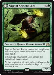 Competitive Edh Decks 2016 by Starcitygames Com The Werewolf Commander