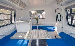 A Retro Travel Trailer With Personality