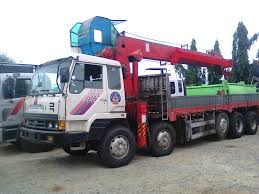 Boom Truck - HYUNDAI Trucks - Korean Surplus Unit | CarmaxHD Corp.