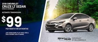 West Herr Chevrolet Of Williamsville | Buffalo & West Seneca ...