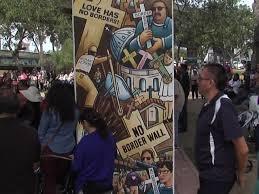 no border wall mural unveiled at chicano park 10news com kgtv
