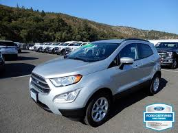 Ford Vehicle Inventory - Ashland Ford Dealer In Ashland OR - New And ...
