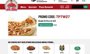 Papa Johns Online Coupon Code / Columbus In Usa Taco Bell Coupons From 1988 Tacobell Top 10 Punto Medio Noticias Aim Surplus Coupon Code Free Shipping 60 Active Pizza Hut August 2019 Ht Coupons Hibbett Sports Dominos Admitted Their Tastes Like Cboard And Won Back Our Food Reddit Amerigas Propane Exchange Coupon 2018 Latest Working Codes Posts Facebook Voucher Nz Catch Of The Day Email Its National Day Heres Where To Get Best Deals On A Pie 100 Off Dominos Promo June New Pizzahutpperoni Miami Cheap W Original Vhs Movie That Regularly