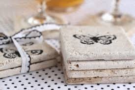 sted tile coasters tutorial by inspired