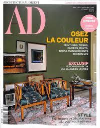 Abonnement AD Architectural Digest Abonnement Magazine Par