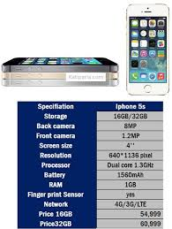 IPHONE 5S SPECIFICATION AND UPDATED PRICE IN NEPAL Nepal Price