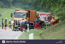 Nagold, Germany. 11th Aug, 2017. Firefighters Working At An ... One Person Hospitalized After Garbage Truck Overturns Garbage Truck Weight Wet And Dry Absolute Rescue Train Vs Near Abingdon Galleries Halduriercom Accident Volving On H3 Khon2 Two Trucks Crash Healdsburg Crash In Middlesex Sends Two To Crmc The Louisa County Man Killed Amtrak Train Collision Troopers Utah Woman Flown Hospital Runs Trash Driver Us 15 Public Names Released By Police Officials Dead Hay Grinder Dwi Charges Between Trash Bmw Brooklyn That